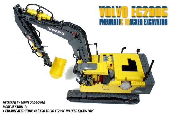 Sariel Pl 187 Volvo Ec290c