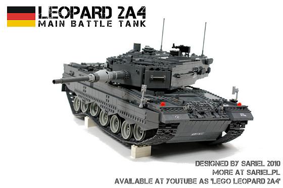 Sariel Leopard 2a4