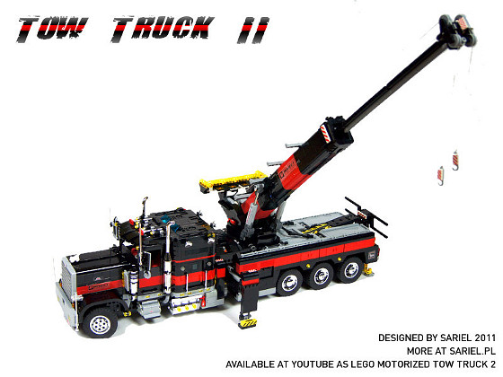 [SCHEMATICS_48YU]  Sariel.pl » Tow Truck 2 | Breakdown Truck Peterbilt 379 Wiring Diagram For Dummies |  | Sariel.pl