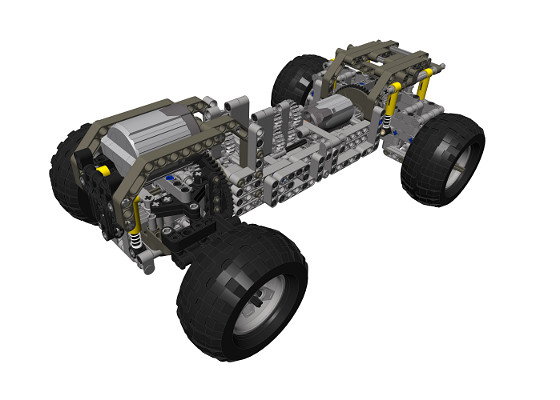 Sarielpl Instruction For Land Rovers Chassis Available For Download