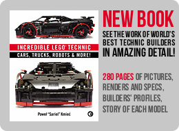 Buy Incredible LEGO Technic