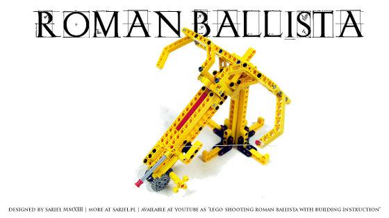 Roman Ballista