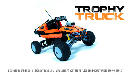 Sariel Trophy Truck