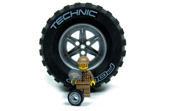 Lego Wheels Diameters Weights Chart