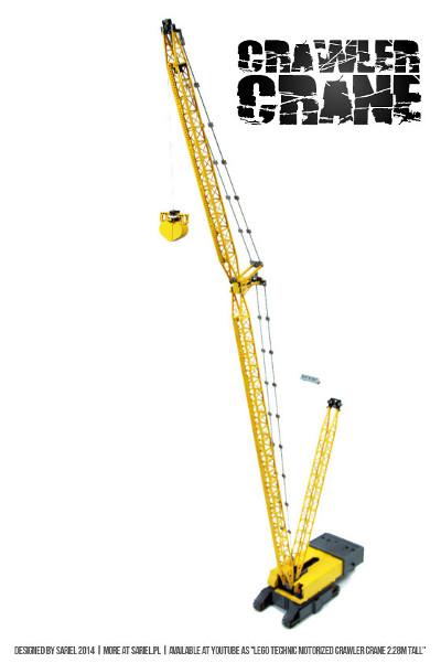 Sariel pl » Crawler Crane