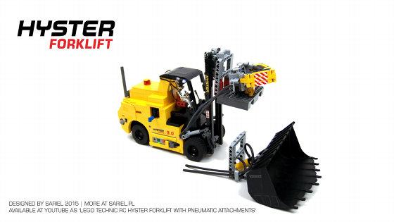 Sariel pl » Hyster Forklift
