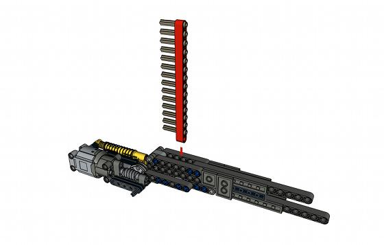 Sariel T29s Shooting Mechanism