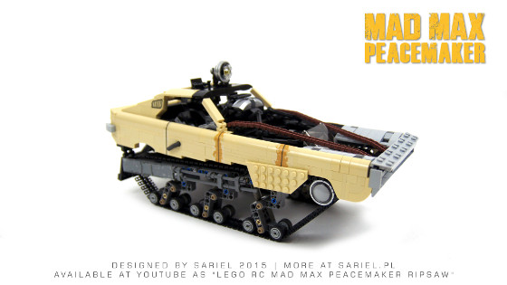 Sariel mad max peacemaker mad max peacemaker malvernweather Image collections