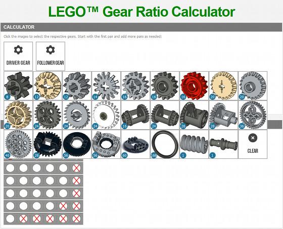 Sariel pl » Gear Ratio Calculator updated