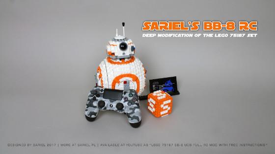 Sariel 75187 Bb 8 Ucs Rc Mod