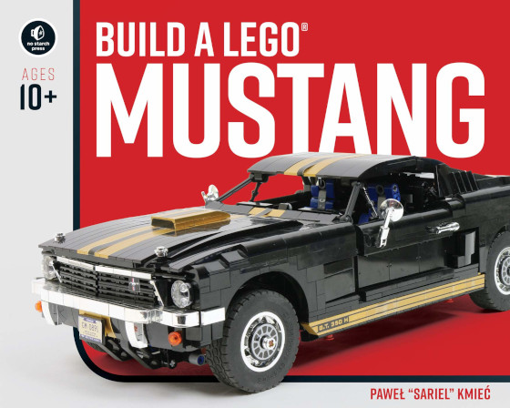 Sariel pl » Ford Mustang GT 350-H printed instructions book